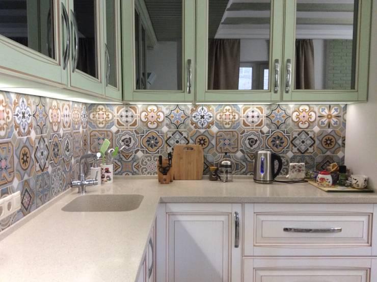 مطبخ تنفيذ DS Fresco