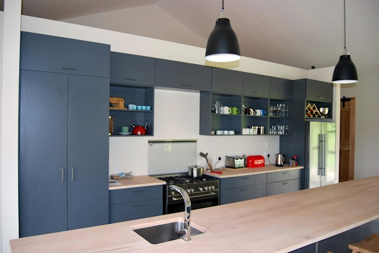 Project : Carrick:  Kitchen by Capital Kitchens cc