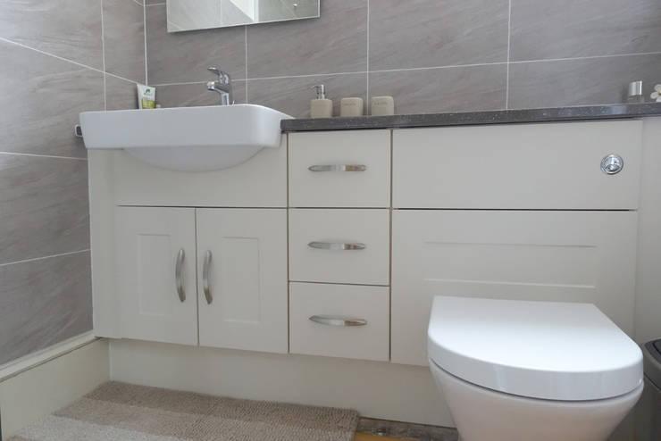 محلات تجارية تنفيذ Bathrooms By Premier