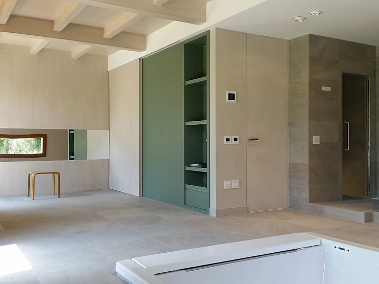 country Spa by Stefano Zaghini Architetto