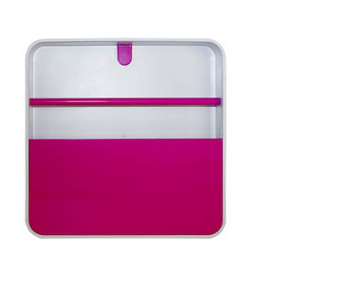 Porta Documentos Rosa: Casa  por Ditto Housewares