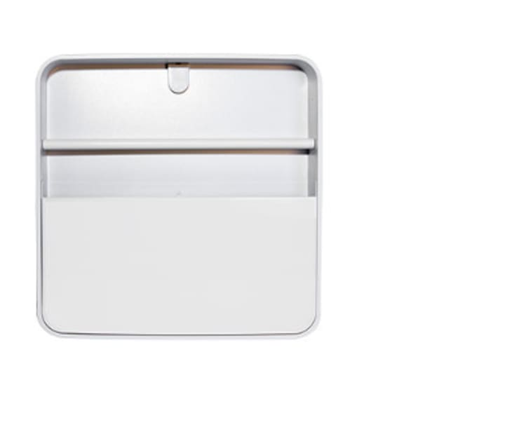 Porta Documentos Branco: Casa  por Ditto Housewares