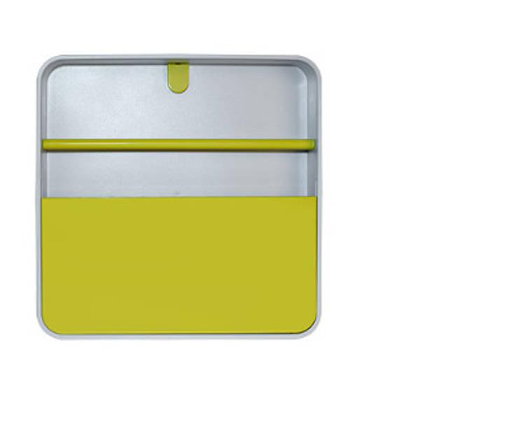 Porta Documentos Amarelo: Casa  por Ditto Housewares