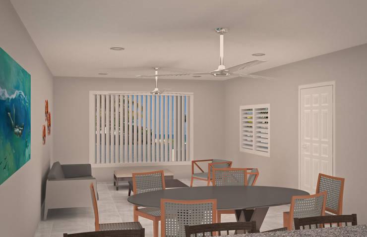 PROYECTO REMODELACIÓN <q>CASA PB11</q>:  de estilo  por PORTO Arquitectura + Diseño de Interiores