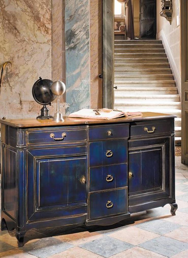 в . Автор – Grange México, Классический Твердая древесина Многоцветный