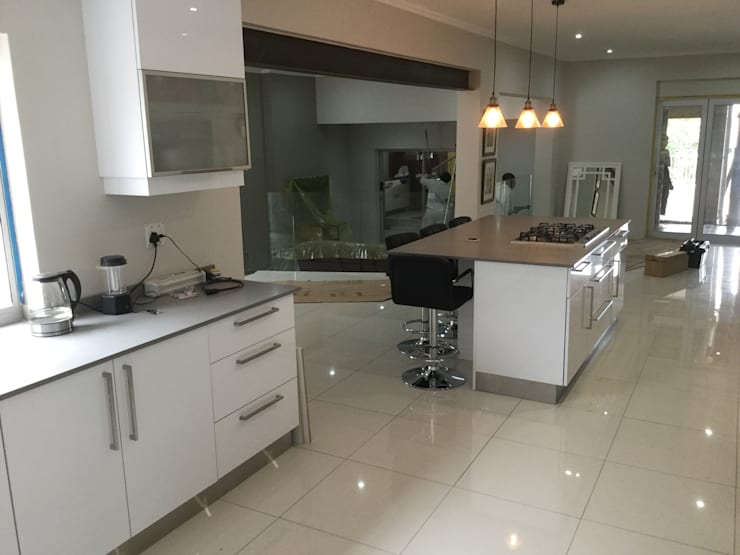 Project : Martin:  Kitchen by Capital Kitchens cc