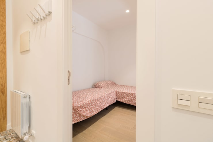 Kamar Tidur oleh Become a Home, Skandinavia