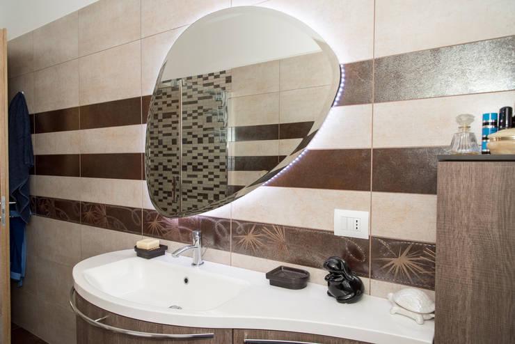 ห้องน้ำ by DBIOSTUDIO
