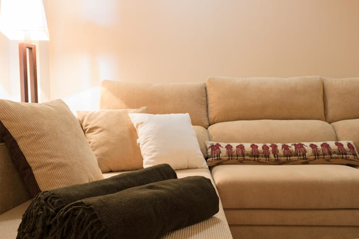 Salas de estar clássicas por Become a Home