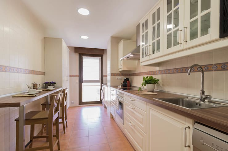 مطبخ تنفيذ Become a Home