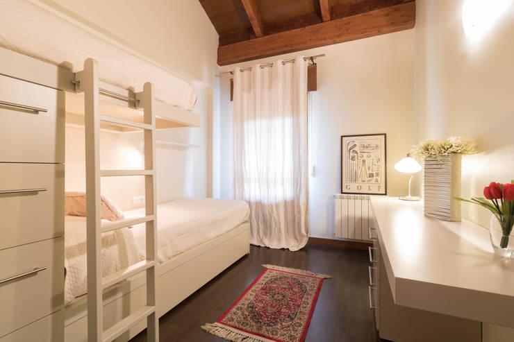 غرفة نوم تنفيذ Become a Home