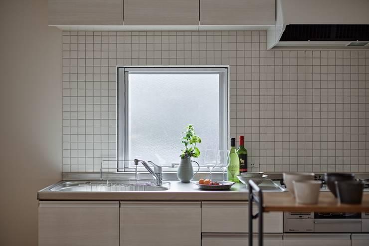 CLAIR KORAKUEN: toki Architect design officeが手掛けたキッチンです。