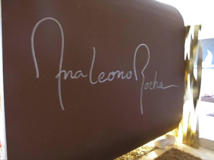CASA DECOR 2006 .Faro: Quartos  por Atelier  Ana Leonor Rocha