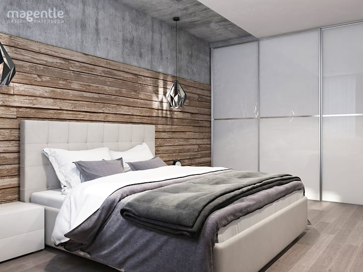 غرفة نوم تنفيذ MAGENTLE