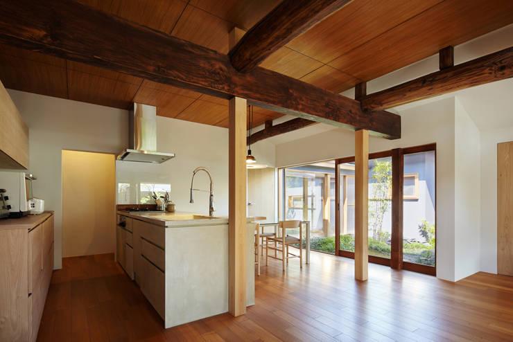 modern Kitchen by 一級建築士事務所 こより