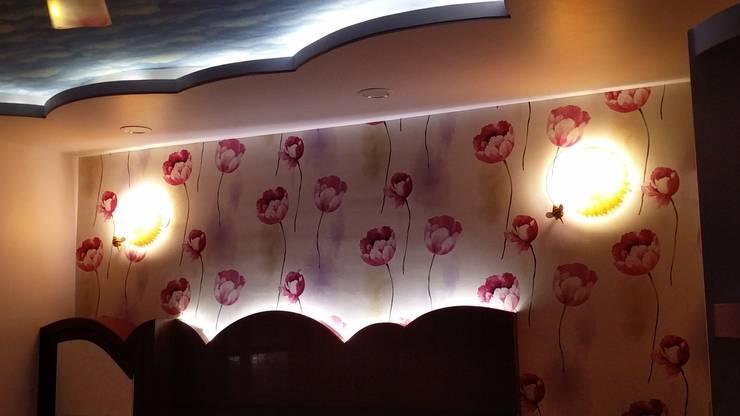 Kids room with cloud theme: modern Nursery/kid's room by Shape Interiors