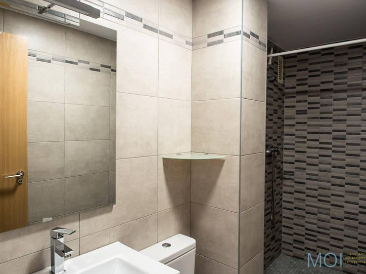 de estilo  por MOI interiorismo equipamiento fotografía