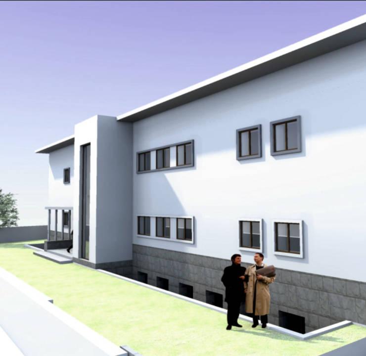 Habitação Religiosa: Casas  por Zaida Amorim & Maria Luis, Lda
