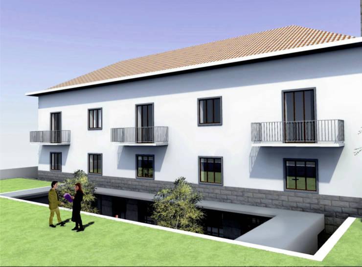 Alvalade - Habitação Religiosa: Casas  por Zaida Amorim & Maria Luis, Lda