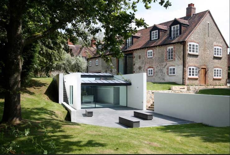 Garages & sheds by YapanıBul 3D Mimari Modelleme