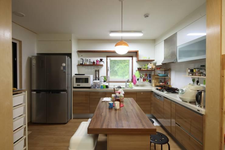 Nhà bếp by 위드하임