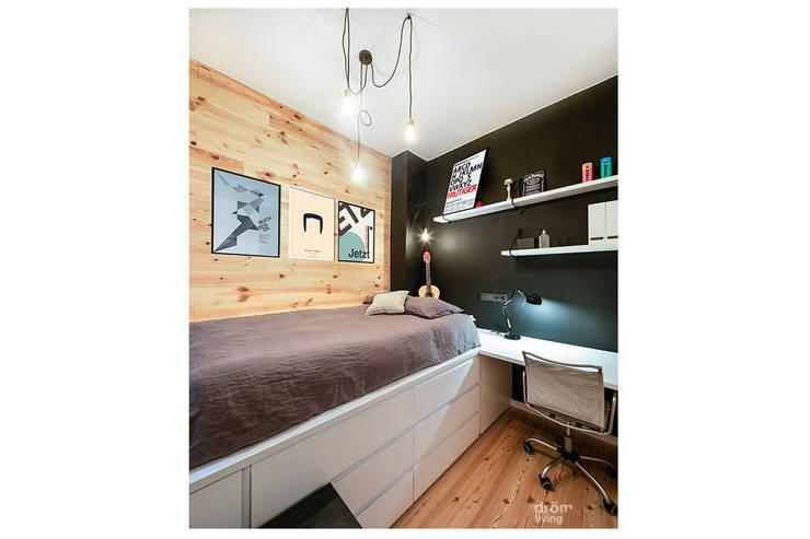 Phòng ngủ by Dröm Living