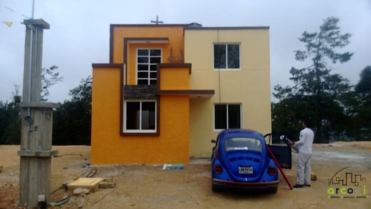 Houses by ARCO +I