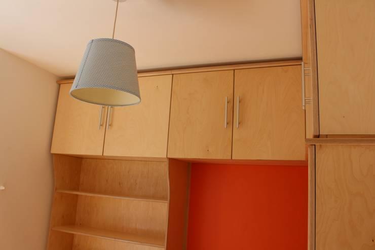 A Child's bedroom:  Bedroom by TreeSaurus