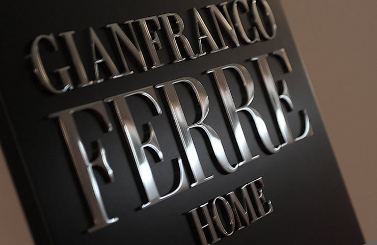 Gianfranco Ferré Home: Casa  por SumptuosEsfera Unipessoal, Lda
