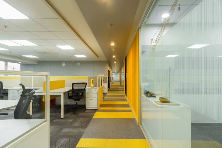Work zones:   by DeFACTO Architects