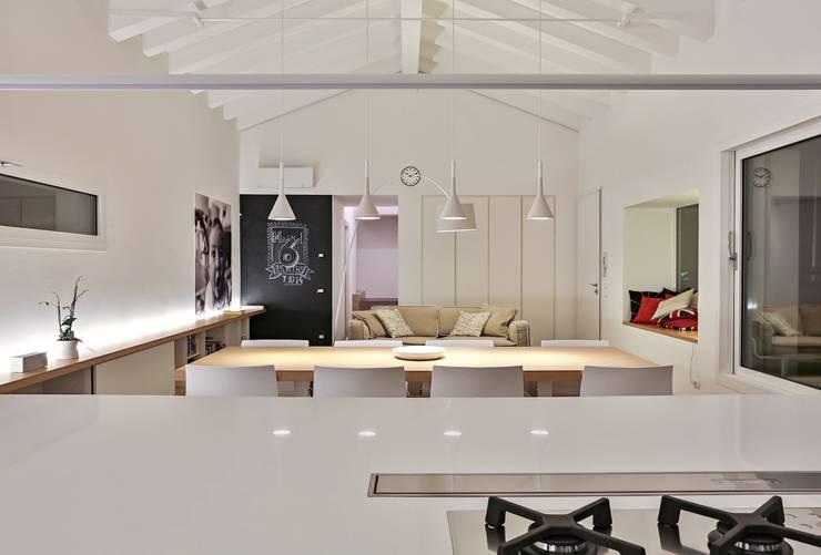 Living room by ALDENA,