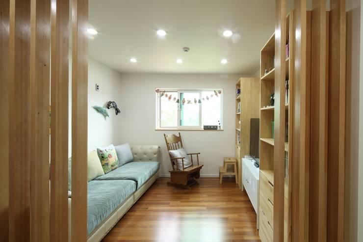 가족실: 위드하임의  방
