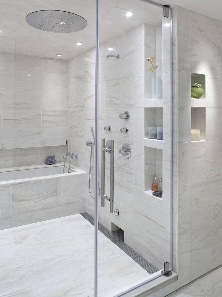 Salle de bains de style  par ALDENA, Minimaliste