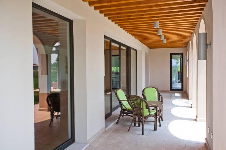 Terrace by ALDENA, Colonial