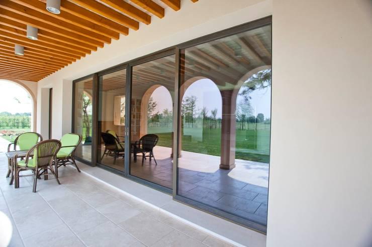Windows by ALDENA, Colonial Copper/Bronze/Brass
