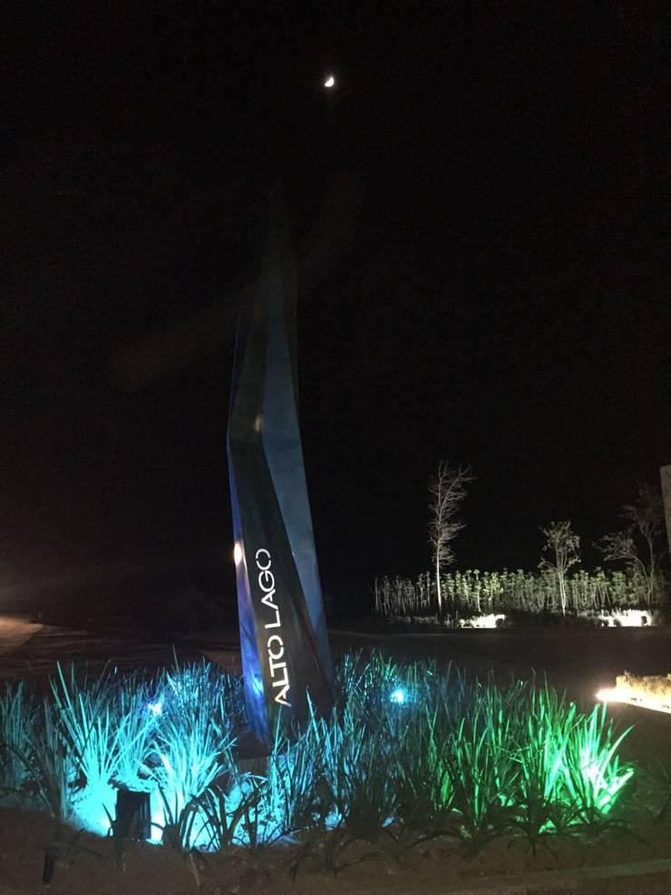Escultura Alto Lago de ALTO LAGO RESIDENCIAL Moderno
