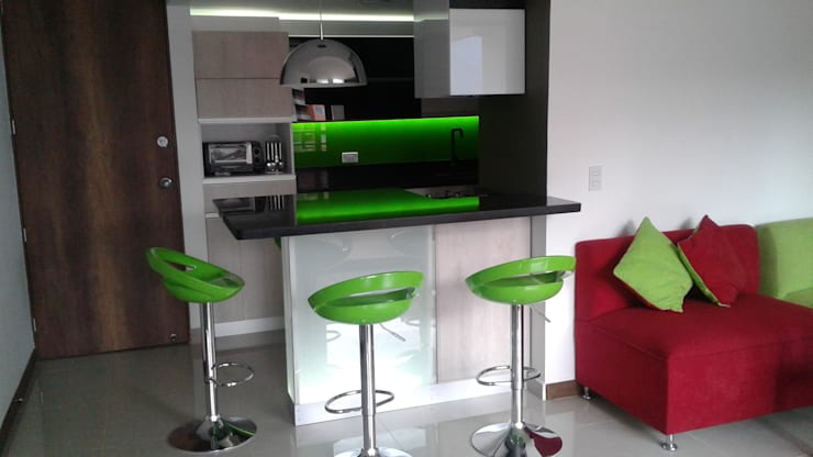 modern Kitchen by Modulo