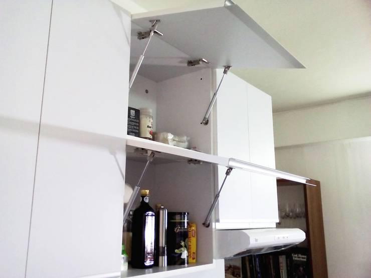 Projekty,  Kuchnia zaprojektowane przez Grupo Creativo DF, C.A.