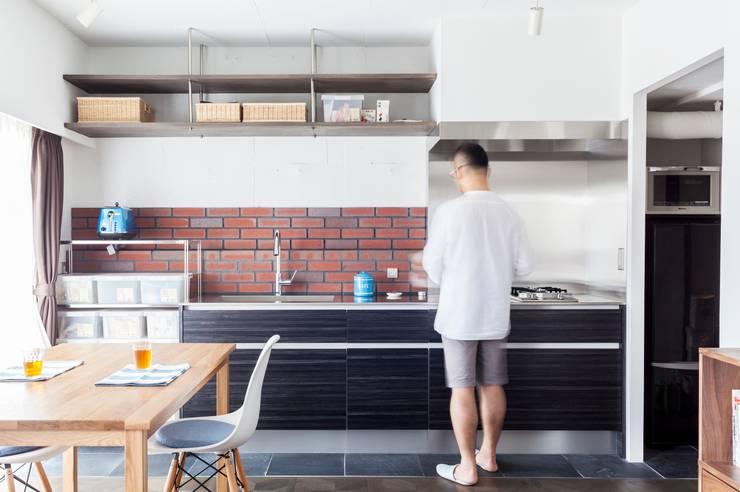廚房 by 株式会社ブルースタジオ