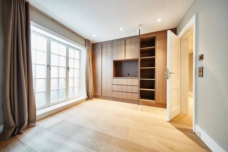Projekty,  Salon zaprojektowane przez SALLIER WOHNEN SYLT