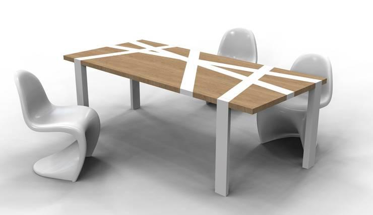 Tavolo Nest Di Nyda Design Nicola D Alessandro Architetto Homify