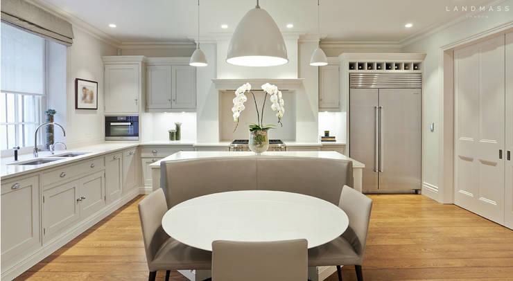 مطبخ تنفيذ Landmass London