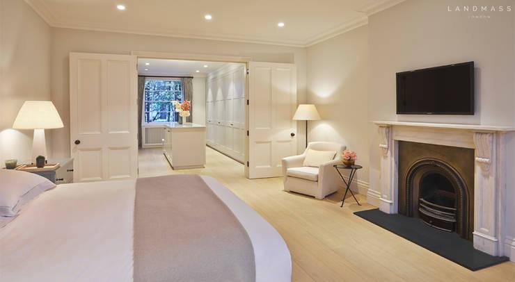 غرفة نوم تنفيذ Landmass London