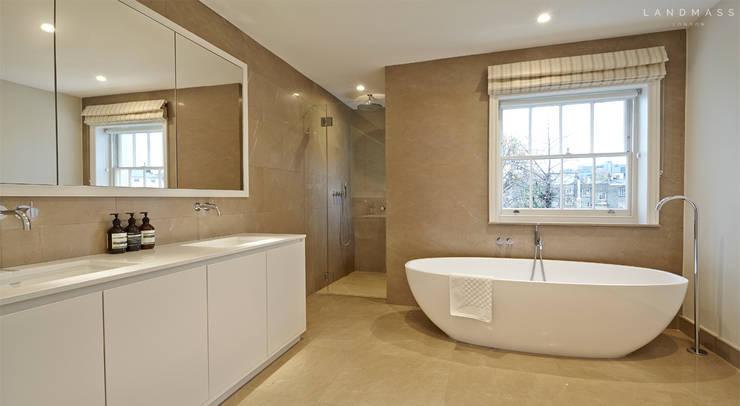 حمام تنفيذ Landmass London