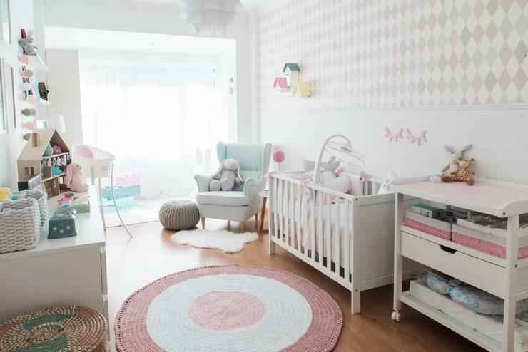 غرفة الاطفال تنفيذ In&Out