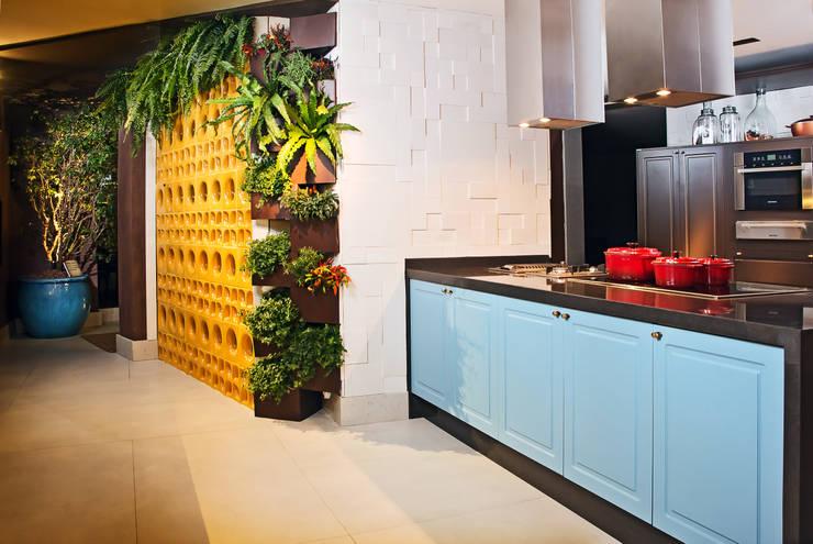 Cocinas de estilo  por Duailibe Arquitetura