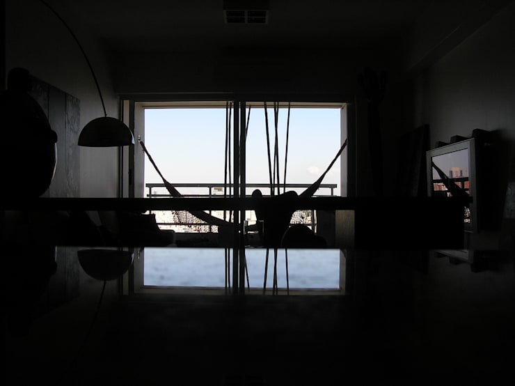 Arquitectura interior : Livings de estilo  por Alvarez Farabello Arquitectos,