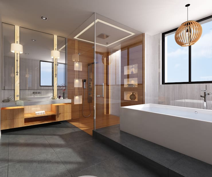 Homify 360º Articles Tips Information Homify: What Should I Consider Before Buying Or Installing A Bathtub?