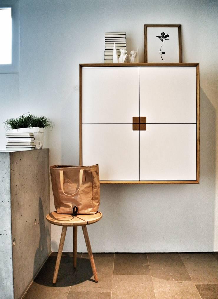 Modern Corridor, Hallway U0026 Stairs By SOLIDMADE | Design Furniture