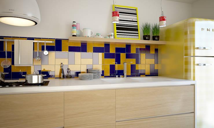 مطبخ تنفيذ olivia Sciuto